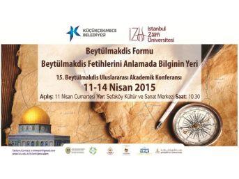 Dünyaca Ünlü Akademisyenler Mescid-i Aksa İçin İstanbul'da