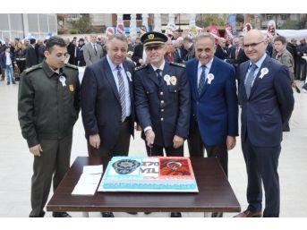 Ödemiş'te Polis Teşkilatının 170. Yıl Resepsiyonu
