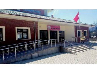 Azdavay'da Anaokulu Kendi Binasında Hizmete Başladı