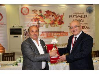 Uluslararası Festivaller Birliği, Taşköprü'de Toplandı