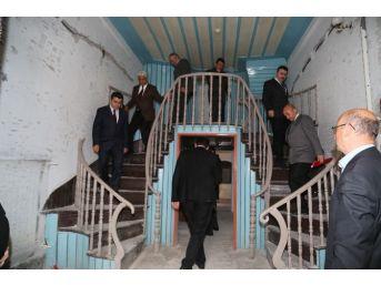 Atatürk Evi Restorasyona Alındı