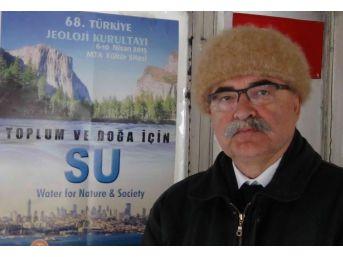 Simav Havzası'nın Sorunlarını Ankara'daki Kurultayda Anlattı