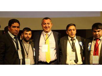 Simavlı Okumuş, Türkiye Süt Üreticileri Merkez Birliği'nin Yeni Başkanı