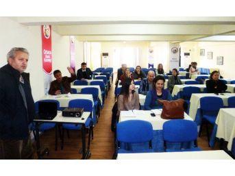 Ortacalı Girişimcilere Eğitim