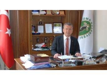 Başkan Kantarcı'dan 10 Nisan Polis Haftası Mesajı