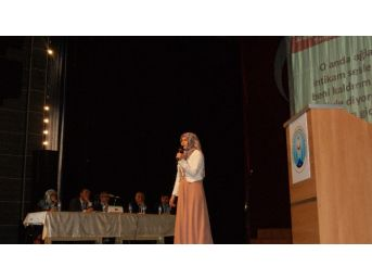 Çaycuma'da Uluslararası Arapça Yarışması Yapıldı