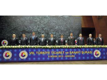 Tetiker, Zonguldak'ın Sıkıntılarını Başbakan Ahmet Davutoğlu'na Anlattı