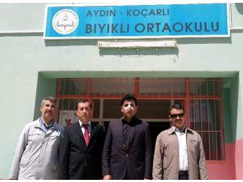 Aydın'da Öğrenci Yakınları Öğretmeni Hastanelik Etti