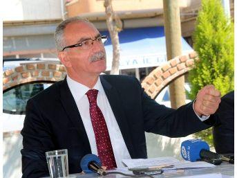 İncirliova Belediye Başkanı Kale, Bir Yılını Değerlendirdi