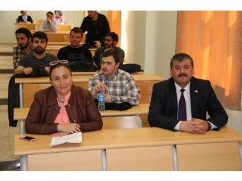 Bilecik Şeyh Edebali Üniversitesi'nde Mühendislik Paneli