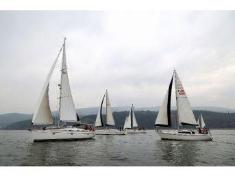 Mudanya'da Yelken Yarışları