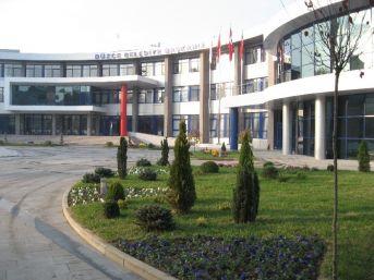 Düzce Belediyesi'nin Projelerine Marka'dan Destek