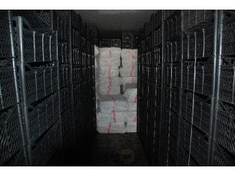 Gaziantep'te 230 Bin Paket Kaçak Sigara Ele Geçirildi