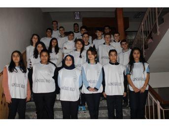 Küçükçekmeceli Lise Öğrencilerinden Örnek Olacak Proje