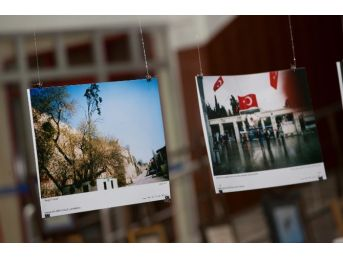 Mülteci Çocukların İstanbul'daki 24 Saati Bu Sergide