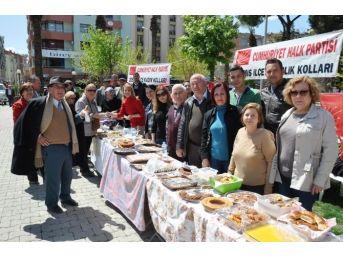 """Chp Ödemiş'ten """"birlik Ve Beraberlik"""" Kermesi"""