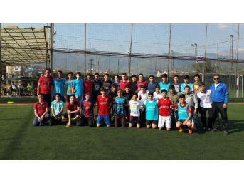 Ödemiş'te Gençlik Haftası'na Özel Turnuva