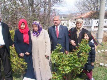 30 Yıl Önceki Tatbikatta Denizde Kaybolan Ere Temsili Mezar
