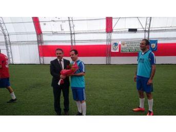 Orman Bölge Müdürlüğü'nün Futbol Bahar Turnuvası Başladı