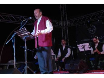 Mustafa Karataş, Fethiye'de Peygamberimizi Anlattı