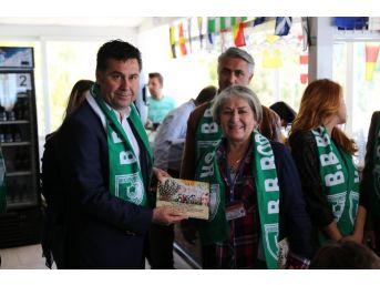 Turizm Haftası'nda 150 Öğrenci Bodrum'u Ziyaret Etti