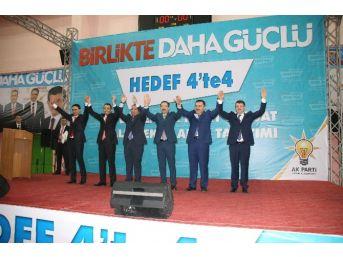 """Bekir Bozdağ: """"hdp'nin Parti Olarak Seçime Girmesi Bir Projedir"""""""