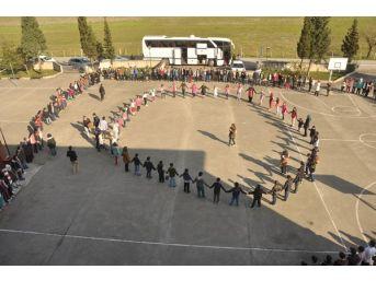 Çaycuma'da Güneşin Çocuklarına Yardım Kulübü'nden Etkinlik