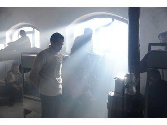 Kameralar Ulucanlar Cezaevi'nde Kayıtta