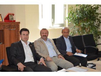 Manavgat'ta Seçim Güvenliği Toplantısı