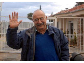 Hdp'li Kürkçü'den Nişanyan'a Cezaevinde Ziyaret