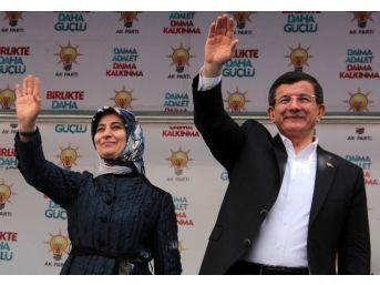 Başbakan Davutoğlu'nun Bayburt Mitingi