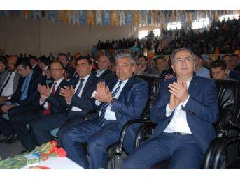 Lütfi Elvan Burdur'da