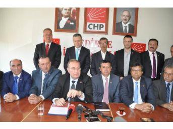 Chp'Li Öztrak: Sarayı Odtü'Ye Vereceğiz...