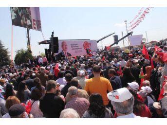 Kılıçdaroğlu: Sen Ayda 15 Bin Alınca Zulum Değil, Işçiye Verince Mi Zulüm Oluyor?