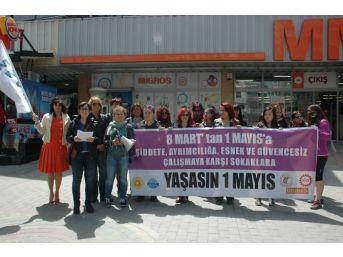Kadınlardan 1 Mayıs Çağrısı