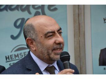 Saadet Partisi Emek Mahallesi Seçim Bürosunu Açtı