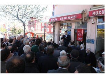 Yenidünya, Seçim Çalışmalarını Hızlandırdı