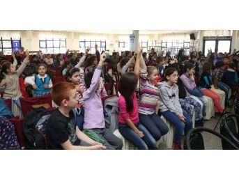 Öğrencilere Su Tasarrufu Ve Çevre Bilinci Aşılandı