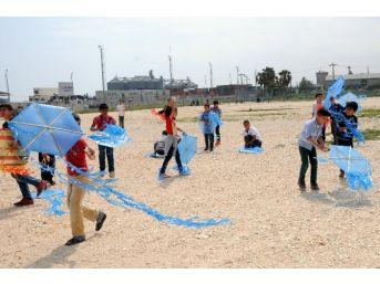 Akdeniz Belediyesi Uçurtma Şenliği Düzenledi