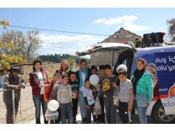 Anadolu Partisi'nden Köy Çocuklarına 23 Nisan Süprizi