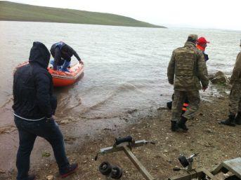 Baraj Gölünde Mahsur Kaldılar