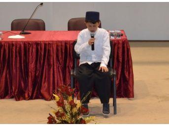 Arifiye Erzurumlular Derneği Tarafından Kutlu Doğum Programı Düzenlendi