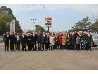 Mhp Zonguldak Milletvekili Adaylarından Alaplı Çıkarması