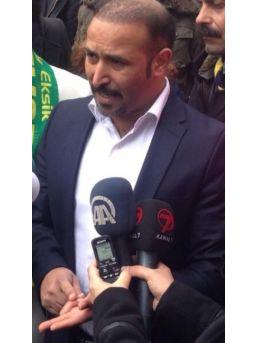 Türkiye Gençlik Ve Spor Konfederasyonu Genel Başkan Yardımcısı Murat Uygur 23 Nisan'ı Kutladı