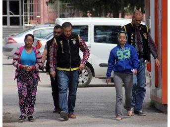 Fuhuştan Yakalanan Kadınların Hayatı Dram Çıktı
