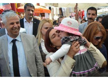Özlem Çerçioğlu, Söke'de Özlem Giderdi