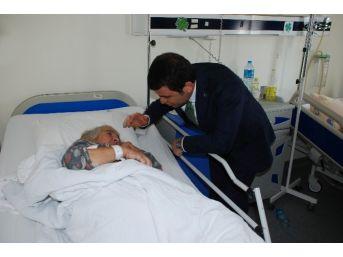 İsmail Kaşdemir,seçim Çalışmalarını Sürdürüyor