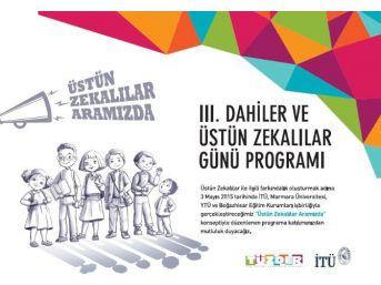 Üstün Zekalılar İstanbul'da Buluşacak
