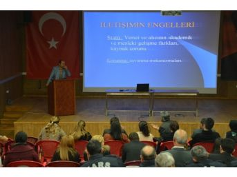 İnsan Kaynakları Ve Eğitim Müdürlüğü Oryantasyon Eğitimi