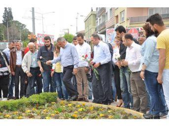 Soma'da Buruk 1 Mayıs Kutlaması
